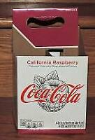 California Raspberry Coca Cola Holder