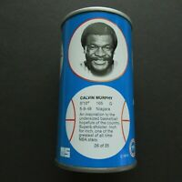 1979 NBA Basketball Royal Crown Cola RC Can Calvin Murphy Houston Rockets