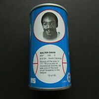 1979 NBA Basketball Royal Crown Cola RC Can Walter Davis Phoenix Suns