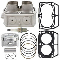 NICHE Cylinder Piston Gasket Kit Polaris Ranger RZR Sportsman 700 800