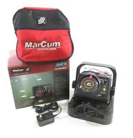 MarCum M1 Flasher Advanced Sonar 3-Color Ice System - 1000-Watts