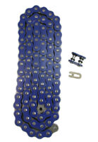Blue 520x106 X-Ring Drive Chain ATV Motorcycle MX 520 Pitch 106 Links