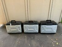 BMW Vario Case Set Of Two Side Boxes R1200GS With Keys