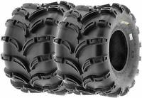 PAIR of SUN.F ATV UTV QUAD Tires (2) 22x12-9  22x12x9   6PR/028