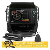 Fish Finder/Chartplotter All Season Pack Ice Helix G3N 7 CHIRP GPS 7