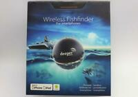 DEEPER WIRELESS FISHFINDER FOR SMARTPHONES DPOH10S10 BLUETOOTH CONNECTION