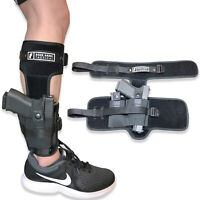Ankle Holster for Concealed Carry NEW 2020 Design BUG Gun Fits All Brands