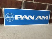 PAN AMERICAN PAN AM AIRLINE vintage Style Style 18 Inch
