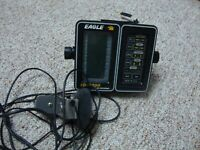 Eagle Fish ID 6300 w/ transducer.