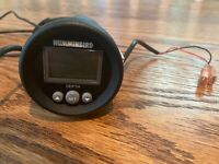 Humminbird HDR 610 Depth Finder with Transducer and mount