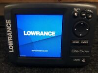 Lowrance Elite-5 DSI Display Gps/Chartplotter - Color