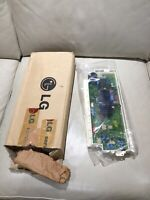 LG Control Circuit Board for WD 1437 Front Load Washing Machine # 6871ER1074C AU $175.00