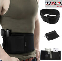 US For Concealed Carry For Rifle Tactical Adjustbale Ultimate Belly Band Holster