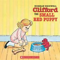Clifford the Small Red Puppy Classic Storybook $4.98