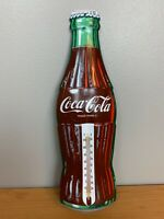 Vintage Coca Cola Thermometer Taylor 859 16 3 4 x 5 inches