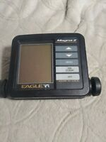 EAGLE MAGNA II PLUS FISH FINDER HEAD UNIT ONLY WORKS TESTED