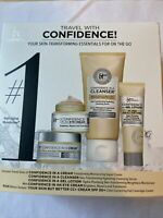 NIB It Cosmetics Travel With Confidence 5 Piece Kit Skin Transforming on the Go