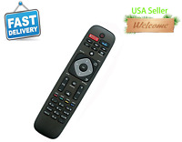 Replace Remote Control for Philips Smart TV 55PFL4706 55PFL5505D $7.09