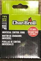 Char Broil Universal Control Knob for D Shaped Valve Stems $8.00