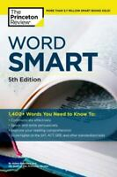 Word Smart 5th Edition Smart Guides $3.07