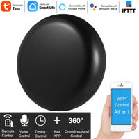 WiFi IR Smart Remote Controller Voice Contorl Compatible With Alexaamp;Google E4Z0 $12.07
