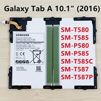 ✅Original Samsung Battery EB BT585ABA For Galaxy Tab A 10.1quot; SM T580 T585 P580 $11.99