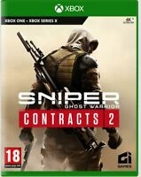 Sniper GHOST WARRIOR Contracts 2 Xbox One amp; Series X S Gift Code GLOBAL $17.99