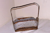 Old Drink Pepsi Cola Bottle Rack Holder Vintage Soda Pop Carton Ad Advertising