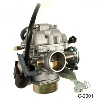 CARBURETOR For MANCO TALON 260CC 300CC LINHAI BIGHORN 260 300 ATV UTV OFF ROAD