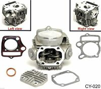 50cc Cylinder Head Assembly for Chinese  ATV Go Kart Dirt Bike chopper 40mm  E3
