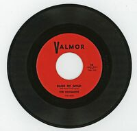 The Roomates 1961 Valmor 45rpm Band Of Gold b w O Baby Love cLEAn NM