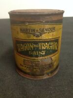 Very Rare Martin-Senour Wagon And Tractor Paint Farm