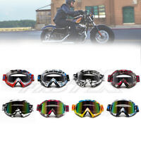 Motorcycle Motocross ATV Anti Dust Wind UV Mask Goggles Sunglasses Ski Glasses