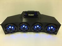 ATV Four Wheeler Stereo Bluetooth  RGB - ATVBBT4RGB