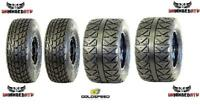 ATV Flat Track Racing Tire Package 2- 18.5x6x10 & 2- 18x10x10 Tires Rated 87MPH