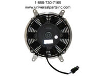 YAMAHA GRIZZLY 700 SPAL HIGH PERFORMANCE COOLING FAN (2012-2014) OE 1HP-E2405-00