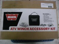 arctic cat utv or atv NEW WARN WINCH ACCESSORIES KIT 0435-659 #178