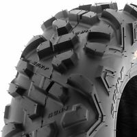 16x8-7 16x8x7 ATV UTV All Trail AT 6 Ply Tire A051 by SunF
