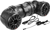 BOSS AUDIO SYSTEMS ATV85B Off-Road Amplified Tube Speaker System w/Bluetooth 8
