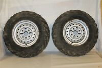 2005 Honda Foreman 500 4x4 Front Wheel Set Rims Tires