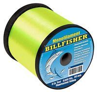 Billfisher SS2F-50 Bulk Monofilament Fishing Line