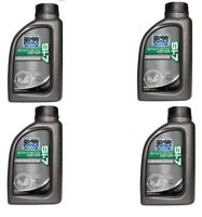 4 Bottles Bel-Ray SI-7 Synthetic 2-Stroke Oil 1 Liter BelRay Motorcycle ATV