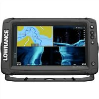 Lowrance ELITE9 Ti2 Navionics US/Canada NAV+ Active Imaging 3 in 1