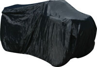 Atv Cover 2X Black Open Trail ATV COVER BLK XXL