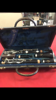 Buffet professonal model Bb clarinet with Articulated G#-c# and forked eb-bb Key