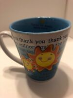 """Sunshine Coffee Cup """"thanks For Always Being There"""""""