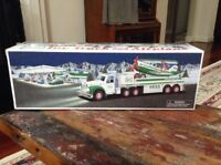 2002 Hess Toy Truck & Airplane NEW