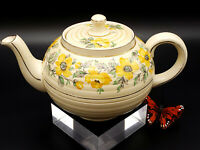 Antique Staffordshire Teapot AS-IS