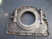 VINTAGE  MASSEY FERGUSON  1100 D  TRACTOR -ENGINE REAR MAIN SEAL HSNG