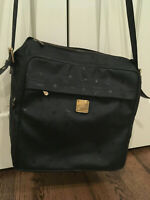 MCM Luggage 5 Piece Set Vintage Black